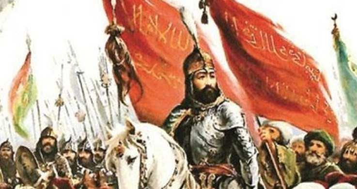 Fatih Sultan Mehmed Han