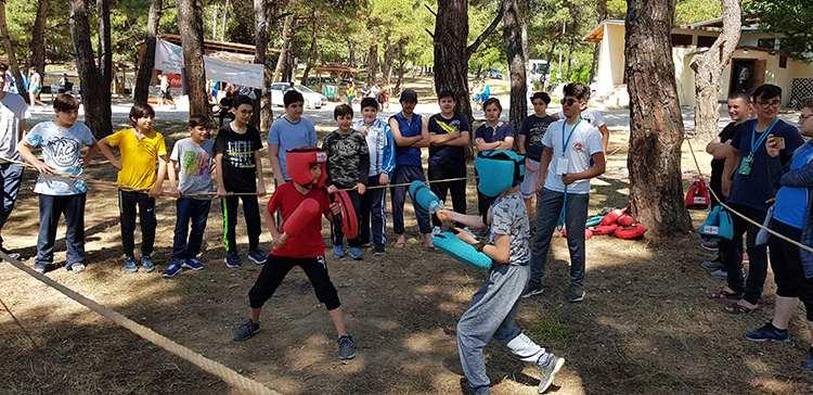 Gençlik Kampları